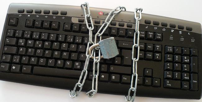 「データを人質にする、ランサムウェア」のイメージ画像